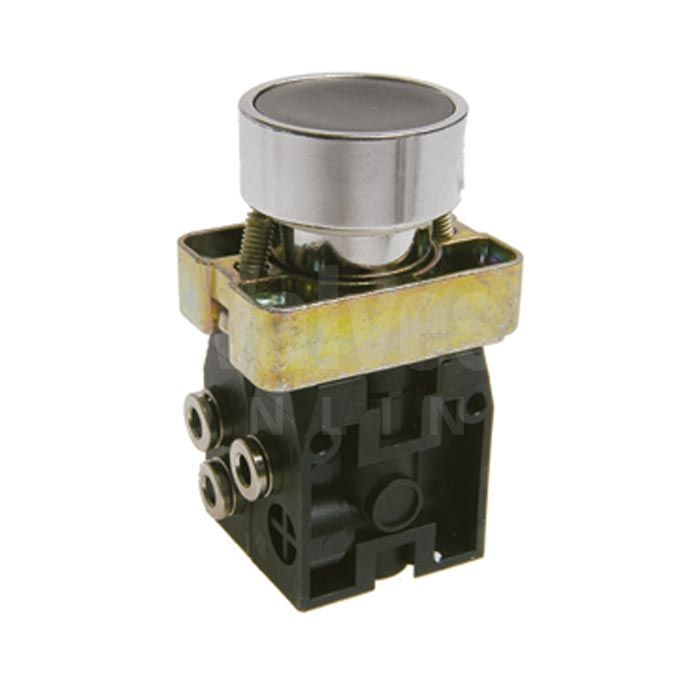 Series 104 Push Button Pneumatic Valve 3/2 & 5/2 - 4mm