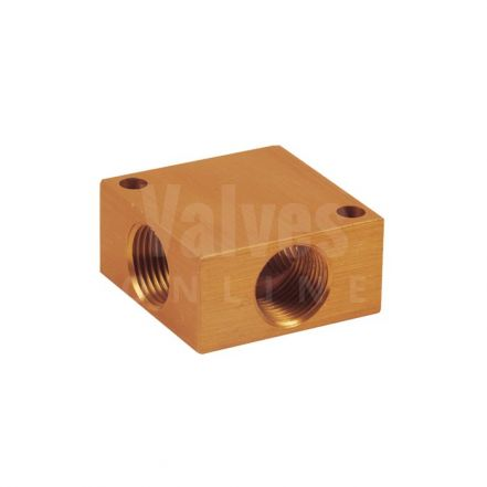 Pneumax Series 600 4 Port Manifolds
