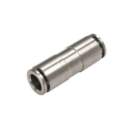 Straight Connector Metal Fitting