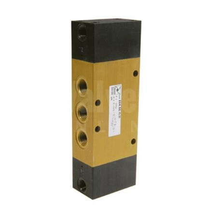 Series 224 Mechanical Pneumatic Valve 3/2 & 5/2 - 1/4