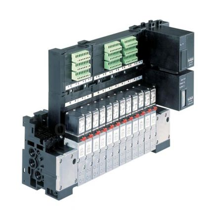 Type 8640 AirLINE & AirLINE Quick – Modular Pneumatic Valve Island