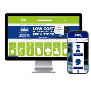 Valves Online Select Websites